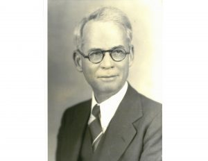 Joseph C. Laney portrait