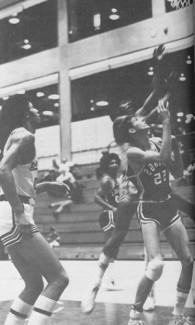 Basketball Game 1971