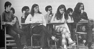 Students in Class 1971