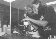 Chemistry Class Late 1990s