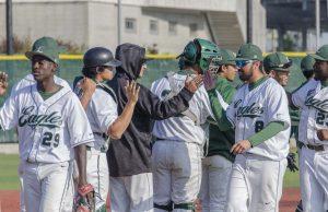 Laney Baseball Players