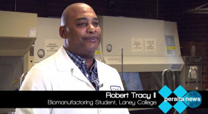 Laney biomanufacturing featured on PeraltaTV!