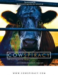 Cowspiracy postcard