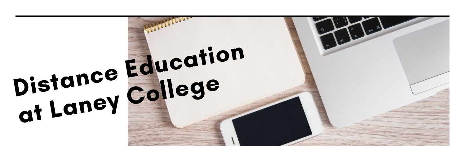 Distance Education at Laney College