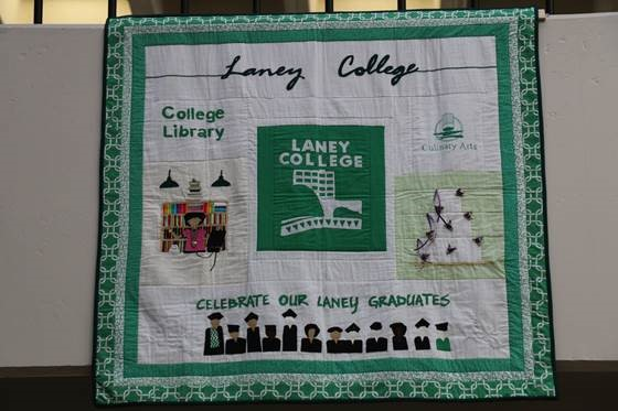 Quilt @ Laney Library