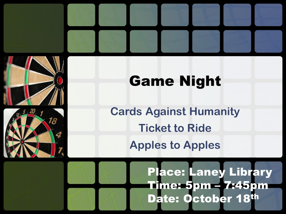 Games in library