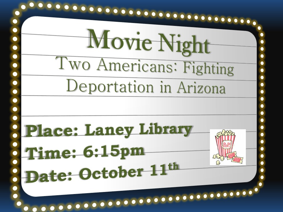 Library Movie Night