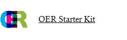 OER Starter Kit