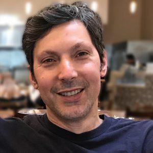 A photo of Professor Santamaria