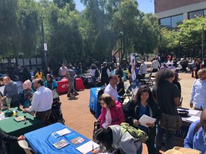 Laney College 2018 Spring Job Fair