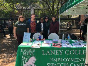 Spring Job Fair Laney College Vicki Ferguson