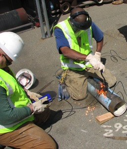 EBMUD/Laney College - Plumber Training
