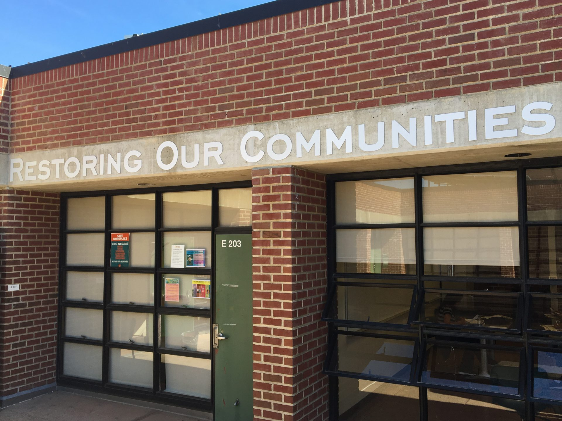 Restoring Our Communities (ROC) Office