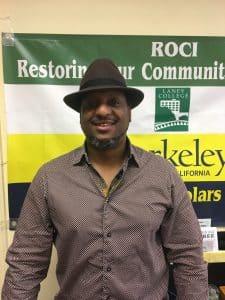 Picture of Student Services Specialist Vincent Garrett