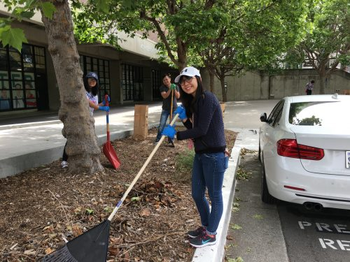 Laney Clean-Up Day