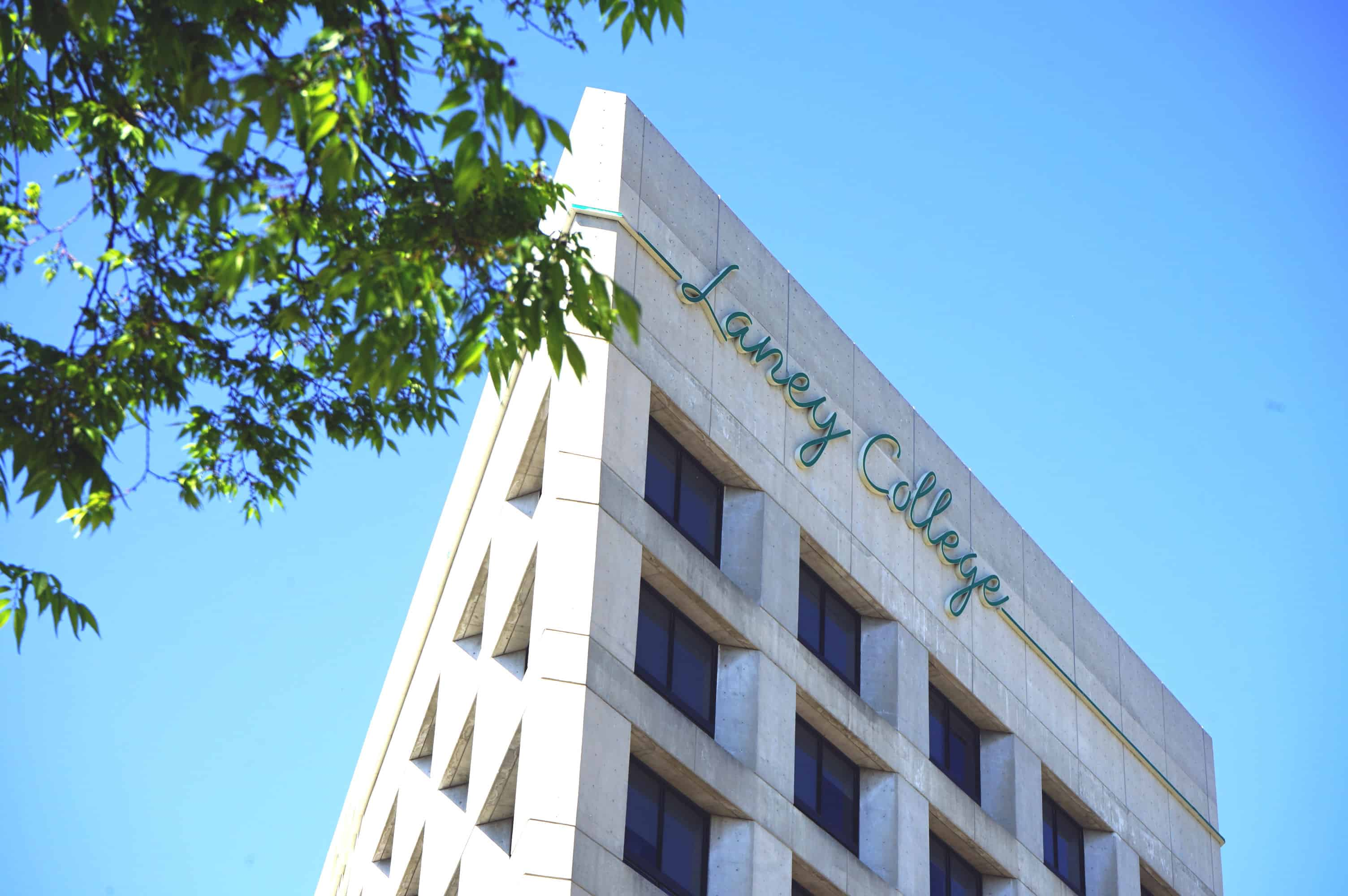 laney college campus tower building