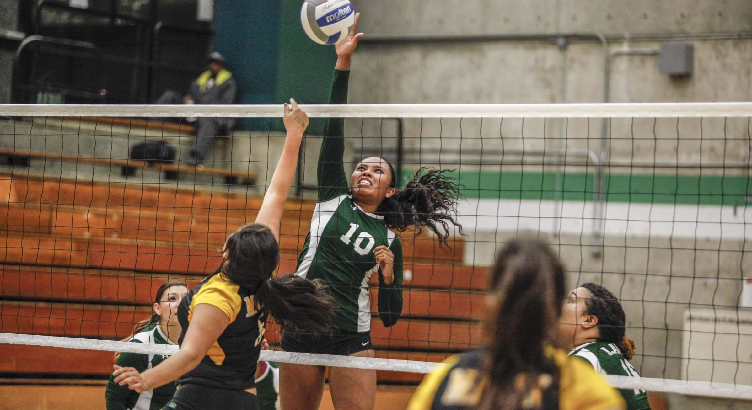 laney college volleyball