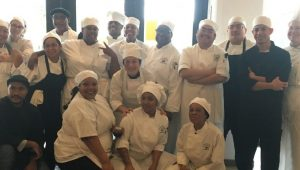 laney college culinary arts students